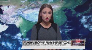 """Uzbrojone drony we Francji (""""24 godziny"""" TVN24 BiS, materiał z września 2017)"""