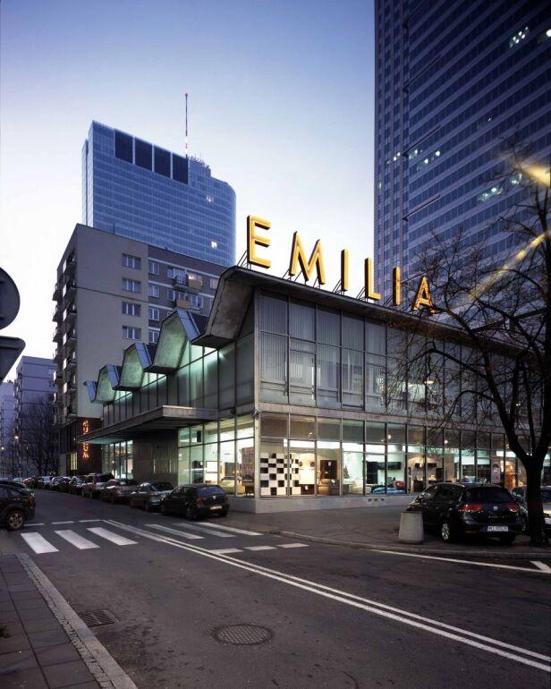 Emilia, nowa siedziba Muzeum Sztuki Nowoczesnej Jan Smaga, MSN