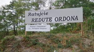 Reduta Ordona już nie jest zabytkiem. Minister wytyka błędy