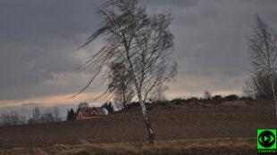 Dzisiaj wiatromierze pokazują nawet 70 km/h. Silny wiatr ustanie dopiero w połowie tygodnia