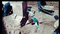 Zdjęcia z wykopaliska. Naukowcy zebrali próbki z 29 miejscach w Rzymie i okolic (Universität Wien)
