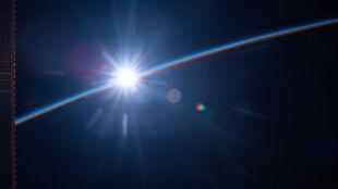 Nieziemski wschód Słońca. Zobacz wyjątkowe nagranie z ISS