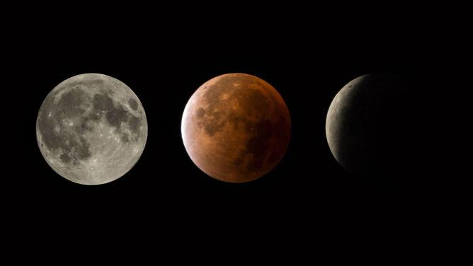 Niebawem zaćmienie krwawego superksiężyca