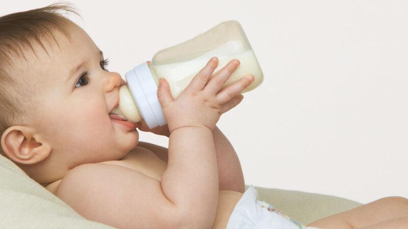Sztuczne mleko wzbogacone omeg-3