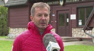 Ratownik TOPR o aktualnej sytuacji pogodowej w Tatrach
